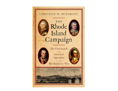 The Rhode Island Campaign
