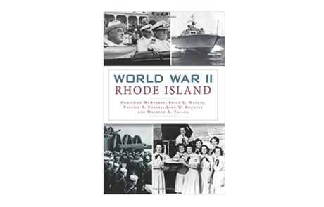 World War II in Rhode Island by Christian McBurney