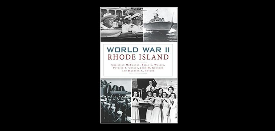 World War II in Rhode Island by Christian McBurney